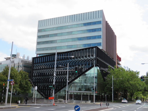 University of Auckland Science Building