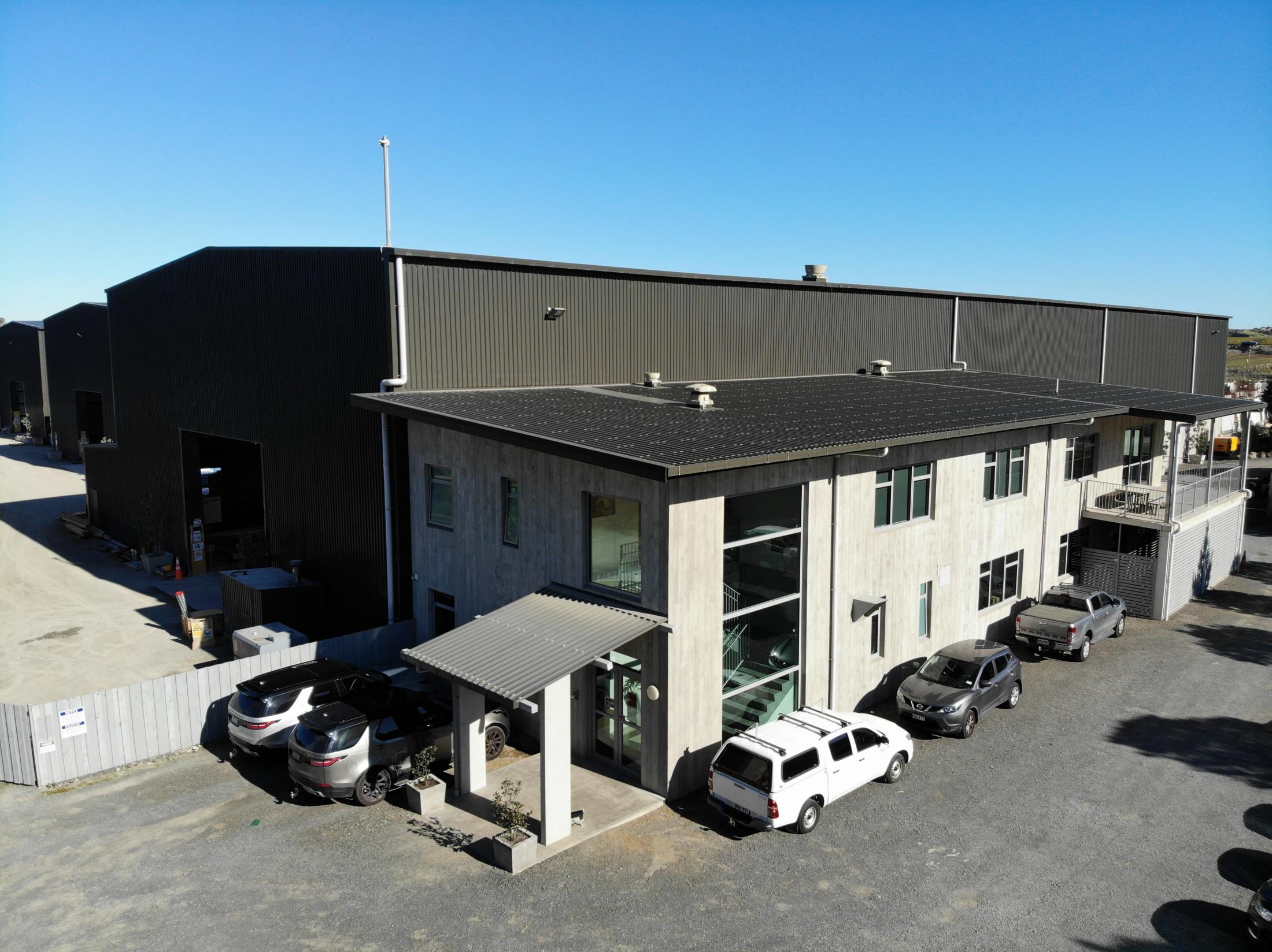 Concretec NZ Head Office